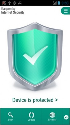 Kaspersky Internet Security & Anti-Theft For Mobile